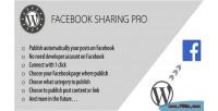 Sharing facebook pro