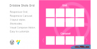 Shots dribbble grid