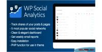 Social wp analytics