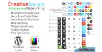 Socials creative
