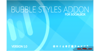 Styles bubble socialbox for addon