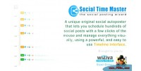 Time social autoposter social master