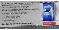 Timeline twitter wordpress for slider