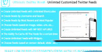 Twitter ultimate feed pro
