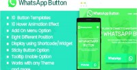 Whatsapp wp button premium button whatsapp wordpress for plugin