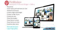 Wordpress pinworks widget gallery pinterest