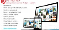 Wordpress pinworks widget gallery pinterest