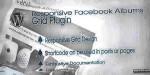 Wordpress responsive facebook plugin grid albums