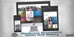 Wordpress responsive vimeo gallery video grid