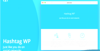 Wp hashtag wordpress for hashtags