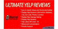 Yelp ultimate reviews