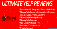 Yelp ultimate reviews