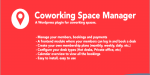 Space coworking manager