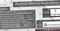 Store ajax locator wordpress
