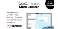 Store woocommerce locator