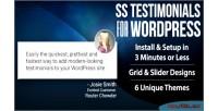 Testimonials ss for wordpress