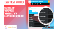 Theme easy modifier