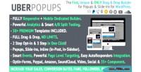 Uberpopups 1st unique drag builder popup drop