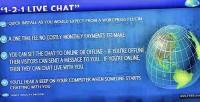 Wordpress 1 2 1 plugin chat live