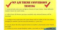 A wp b testing conversion theme