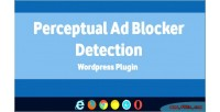 Ad perceptual blocker plugin wordpress detection