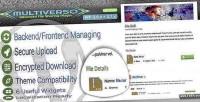 Advanced multiverso plugin sharing file