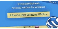 Advanced pressticket wordpress for helpdesk