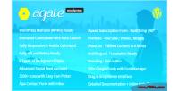 Agate wp coming soon plugin wordpress countdown
