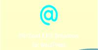Ajax mentions drop down