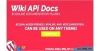 Api wiki docs manager documentation online