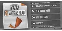 As mark wordpress for read