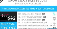 Base knowledge plugin wordpress for bundle