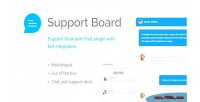 Board support help chat & desk