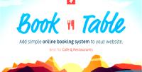 Book wordpress plugin table a