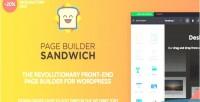 Builder page sandwich