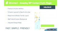 Builder qcontact wordpress