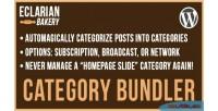 Bundler category
