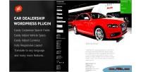 Car pro plugin wordpress dealership