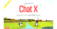 Chat wordpress x package upgrade