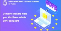 Compliance gdpr cookie plugin wordpress consent
