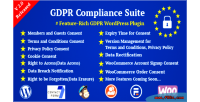 Compliance gdpr plugin wordpress suite