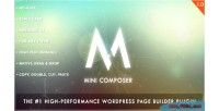 Composer high performance wordpress plugin builder page composer