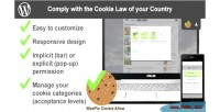 Cookie weepie allow plugin