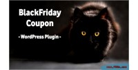 Coupon blackfriday wordpress plugin