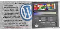 Css wordpress gradient generator