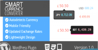 Currency smart wordpress for converter