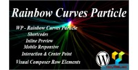 Curves rainbow particle