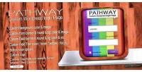 Custom pathway page login wordpress