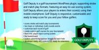 Deputy golf
