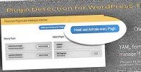Detection plugin themes wordpress for
